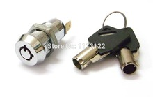 7 Pins Big Tubular Key Switch Lock 19MM Power lock electronic removed in 2 position PCS