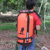 MagiDeal Waterproof Dry Backpack Hiking Rucksack Water Sports Kayak Boat Floating Bag