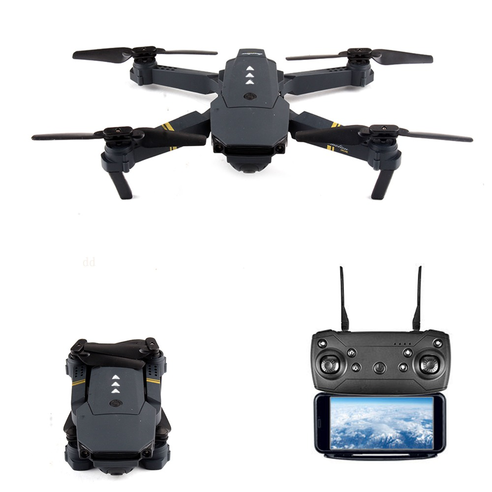 Toys & Hobbies E58 Drone X Pro Foldable 2.4ghz Quadcopter Wifi 1080p Camera 4 Pcs Batteries Low Price