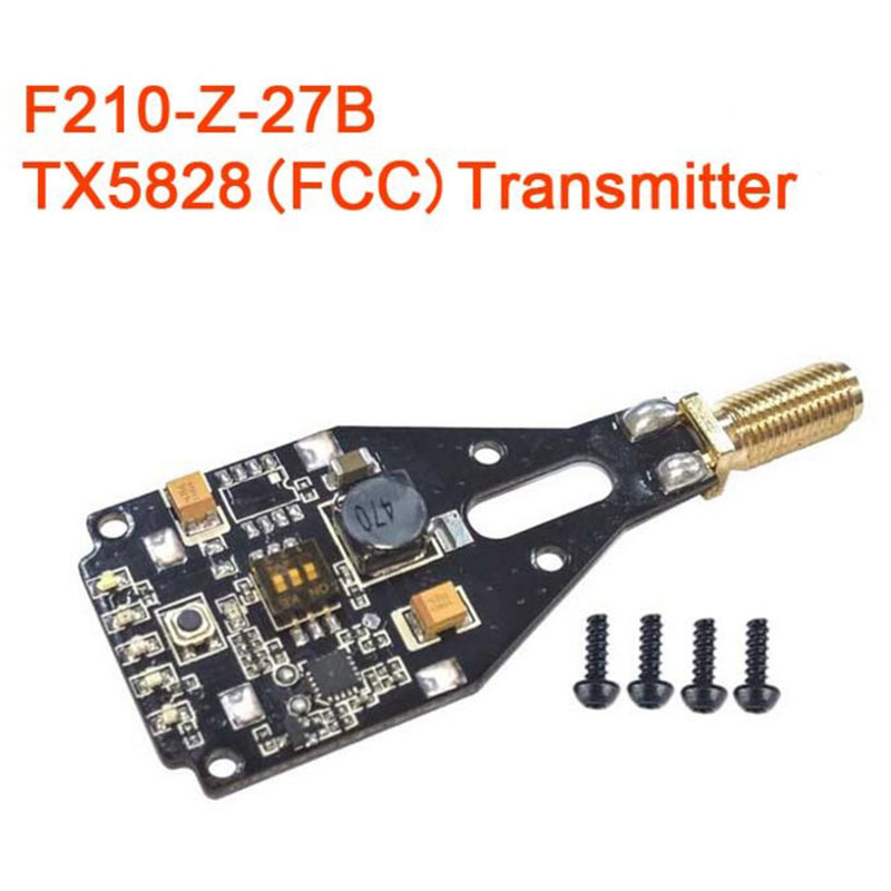 F210-Z-27B TX5828(FCC) Transmitter Walkera F210 3D Edition Racing Drone Spare Part