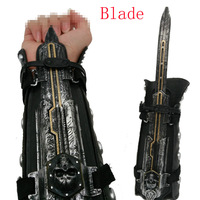 1 1 New Crazy Toys Assassins Creed Four Black Flag Pirate Hidden Blade Edward Kenway Cosplay