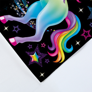 Image 4 - LOVINSUNSHINE Cartoon Unicorn חמוד סט מצעים שמיכה כיסוי סט לילדים ילדי שמיכה כיסוי סט מלכת מלך גודל AU01 *