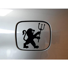 lion car sticker Quote Lettering automobiles wall decals home decorative wall art vinyl decal sticker on car Art Decor