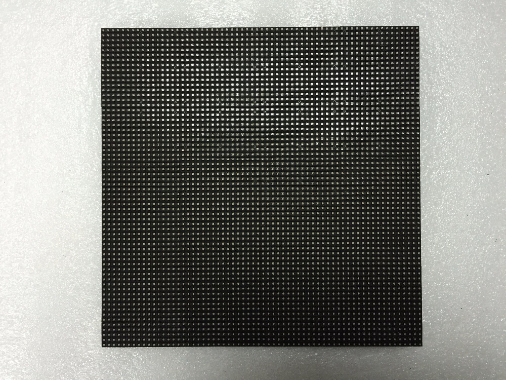 250X250mm 64X64 Pixels 1/16 Scan P3.91 RGB Full Color Panel P3.91 Led Module For Indoor Led Display Screen,led Video Wall