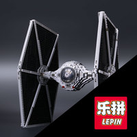NEW 1685Pcs LEPIN 05036 TIE Fighter Star Wars Model Building Blocks Bricks Classic Compatible 75095 Boys