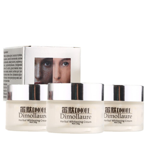 Image 5 - Dimollaure Herbal Whitening Freckle Cream Removal Melasma Pigment Melanin Pregnant Scar Dimore Face Cream