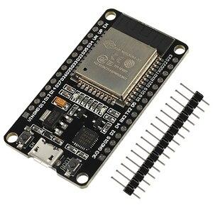 Image 2 - ESP32 פיתוח לוח 2.4GHz מצב כפול WiFi + Bluetooth כפולה ליבות ESP32s אנטנת מודול לוח עבור Arduino IDE