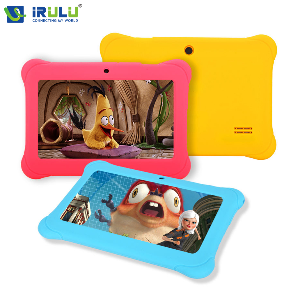 iRULU Y1 7 BabyPad Quad Core Android 4 4 Tablet PC for Children 0 3MP RAM