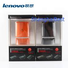 Lenovo N700 Bluetooth 4.0 Mouse Laser Wireless Touch Mouse PPT Presenter Dual-Mode untuk iMac Permukaan MacBook Pro WIN8 WIN10 XPS HP(China)
