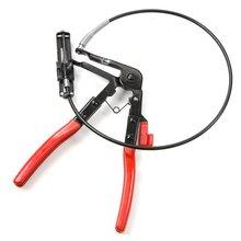 Гибкие хомуты для шланга, плоскогубцы, тип кабеля, длинный шланг, зажим для провода, плоскогубцы, холодильные инструменты, хомут для шланга, инструмент для автомобиля