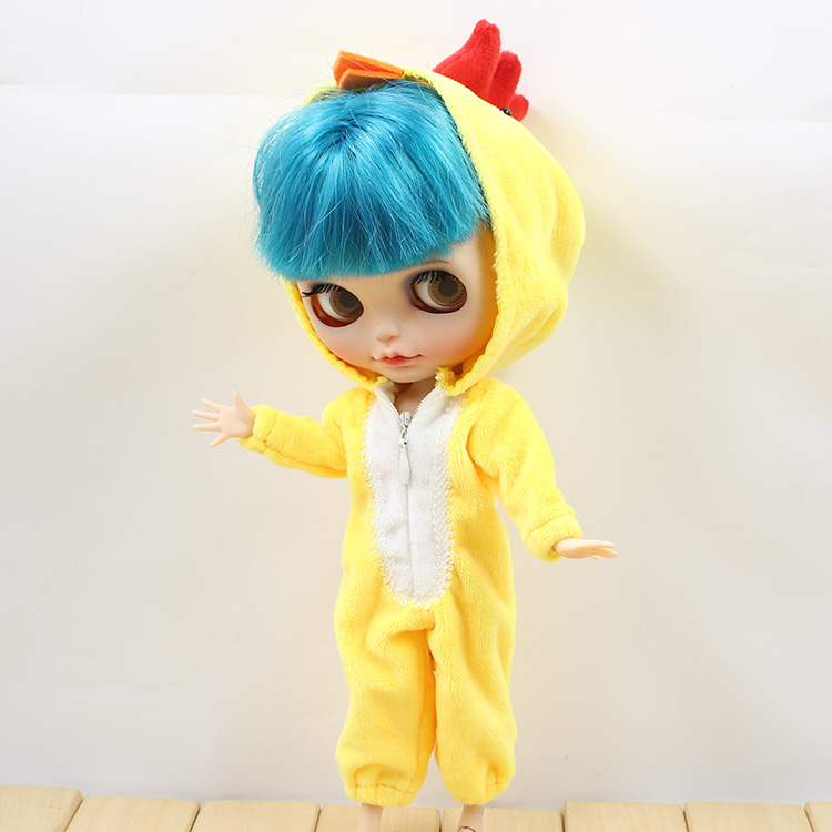Neo Blythe Doll Hat Suit 2