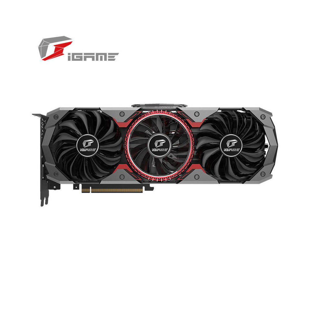 US $1399 99 10% OFF Colorful iGame GeForce RTX 2080 Ti Graphic Card  Advanced 1635MHz GDDR6 11G 1635MHz Graphics Cards GDDR6 11GB For LOL PUBG