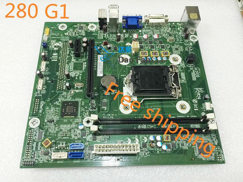 657002 001 For HP Pavilion S5 P6 3400 MT Desktop Motherboard H