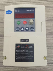Image 1 - VFD 110V Inverter ZW S2 1T  1.5KW/2.2KW Single phase 110V Input and 220V 3 Phases Output  Motor with 2M Cable  and Outside Panel