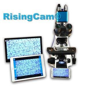 Image 5 - 자동 초점 1080p 60fps 소니 센서 와이파이 HDMI 현미경 카메라 자동 초점 현미경 카메라