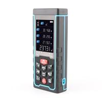 RZAS100 Intelligent Color Screen Digital Laser Distance Meter Trena Laser Tape Measure Diastimeter Tester Tool Laser