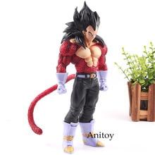 Dragon Ball GT Action Figure Vegeta Super Saiyan 4 PVC DBZ Figurine Collection Model Toys for Boys Gifts