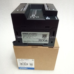 Image 3 - CP1E E20SDR A 新オリジナルオムロン PLC CPU AC100 240V 入力 12 点リレー出力 8 点なし rs232