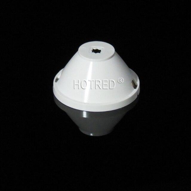 Cree XML XHP50 5050 XHP70 XHP-70 XHP70.2 MK-R MKR MC-E MCE 7070 a mené la lentille 5 degrés 25 degrés de catégorie optique PMMA a mené la lentille 32mm