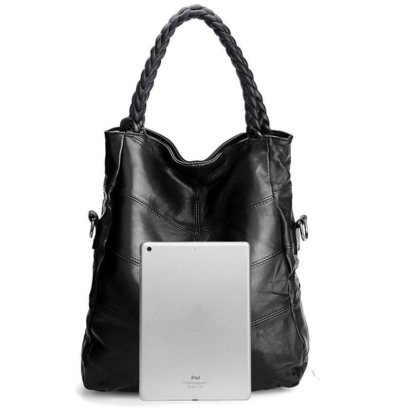 2017 nova marca de moda Bag Colours : Black
