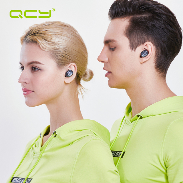 business earphones wireless bluetooth earbuds 3D stereo headsets with charge automatically power bank for all phones PC
