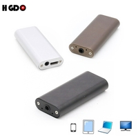 Hot D8 Mini Music Stick Deepening Bass Boost Sound For Apple Android Mobile Phone Flat Panel