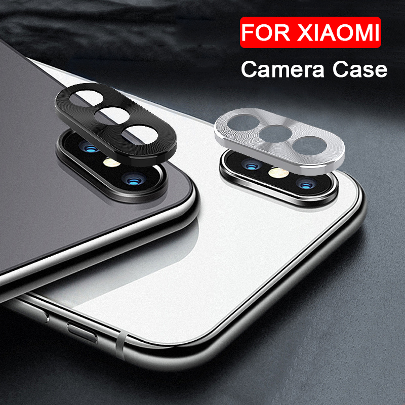 360 protection Camera Lens Case for <font><b>Xiaomi</b></font> Mi A2 6X 8 <font><b>9</b></font> Se Mi8 Mi9 Mix 3 Mix3 Redmi Note 7 Pro Note7 Redmi7 Lens Protector <font><b>Cover</b></font> image