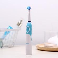فرشاة أسنان كهربائية دوارة AZ OC2 تعمل 4 رؤوس منتجات صحية لصحة الفم بدون فرشاة أسنان قابلة لإعادة الشحن
