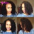 8A Grade Malaysian Curly Hair Unprocessed Malaysian Kinky Curly Virgin Hair Curly Weave Human Hair Weave Afro Kinky Curly Hair