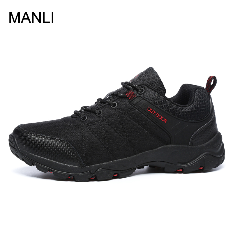 MANLI Plus Size 46 Outdoor Hiking Boots Climbing Shoes Men Mountain Hiking Camping Shoes Breathable Lightweight Mountain Shoes MANLI Plus Size 46 Outdoor Hiking Boots Climbing Shoes Men Mountain Hiking Camping Shoes Breathable Lightweight Mountain Shoes