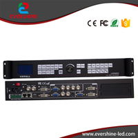 Nuevo Procesador de pared de vídeo con pantalla LED VDWALL LVP605D con VGA/DVI/HDMI