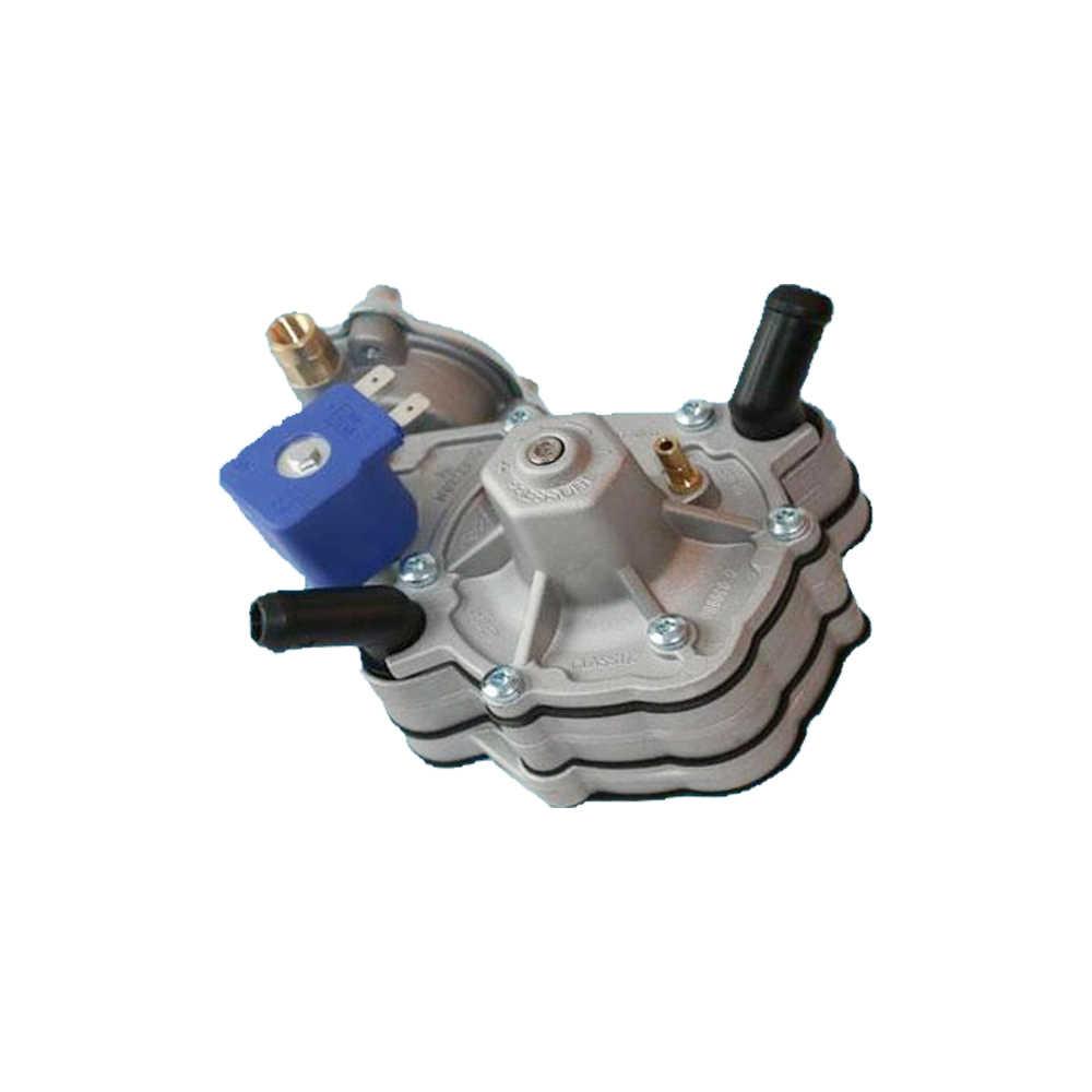 Gpl منظم AT09 ل lpg أطقم تحويل للبيع الغاز مخفض الضغط صمام المخفض الإلكترونية لسيارة GPL