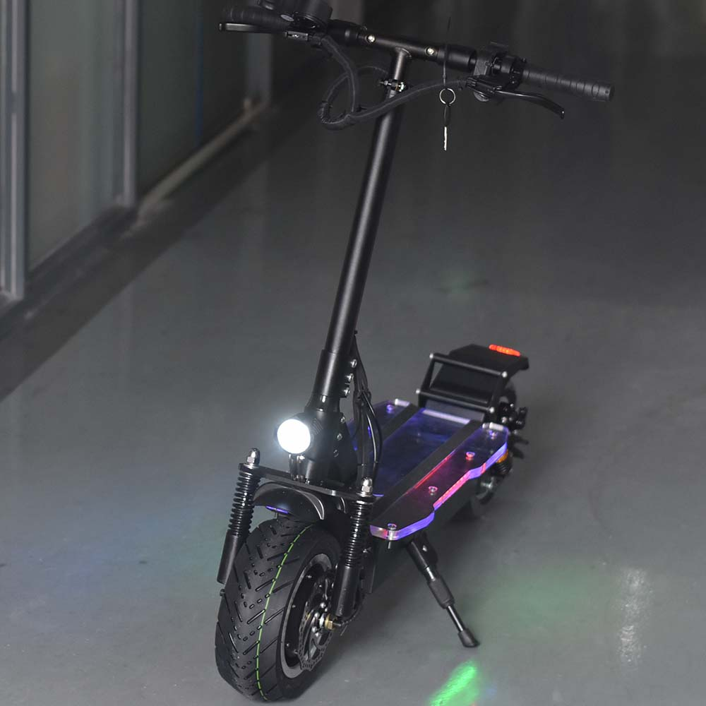 3200W POWERFUL electric SCOOTER with front and rear suspension and seat lithium battery P1 in Electromobile from Automobiles Motorcycles