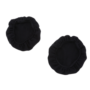 Image 2 - Stretchable Fabric Headphone Covers Earcup Earpad Universal Headset Hygiene and Protective Covers Fit 9~11cm Headphones