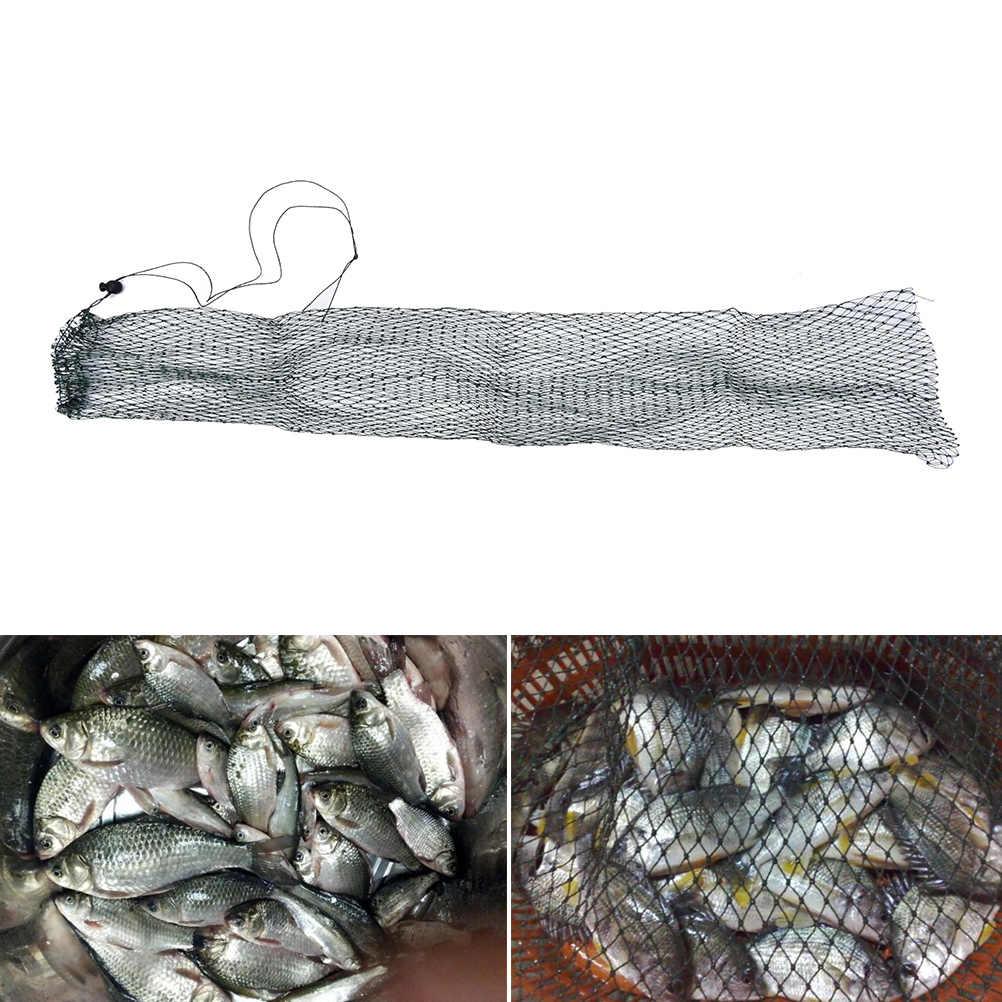 Nuovo 1 pc pieghevole reti da pesca di pesce trappola filet de peche rete pesca pesca pesci ad asciugatura rapida nylon-pesca- netto creels