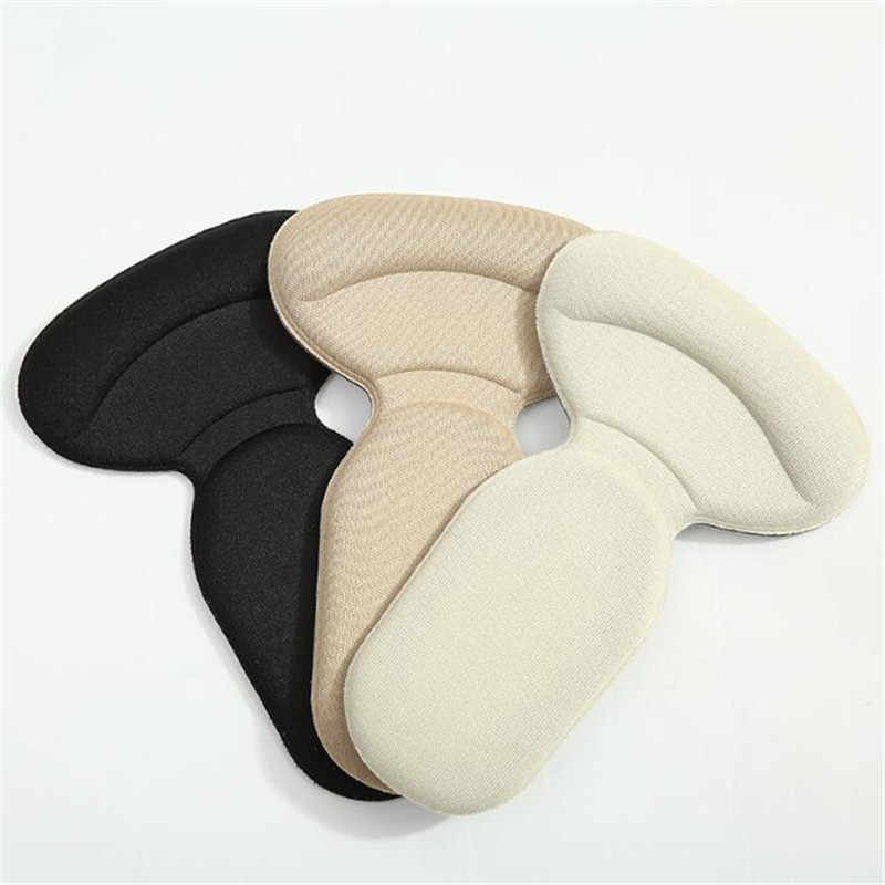 1 pair Orthopedic Insole Brand New T-Shape Non Slip Cushion Foot Heel Protector Liner Shoe Insole Pads