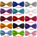 16 Cores Gravata borboleta Para Homens 2017 Clássicos Gravata Sólida Novidade Mens Tuxedo Ajustável Marca Casamento Gravata Gravatás Laços Corbatas