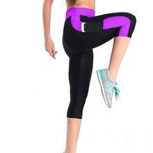 Bigsweety Women High Waist Cropped Leggings Female Capris Pants