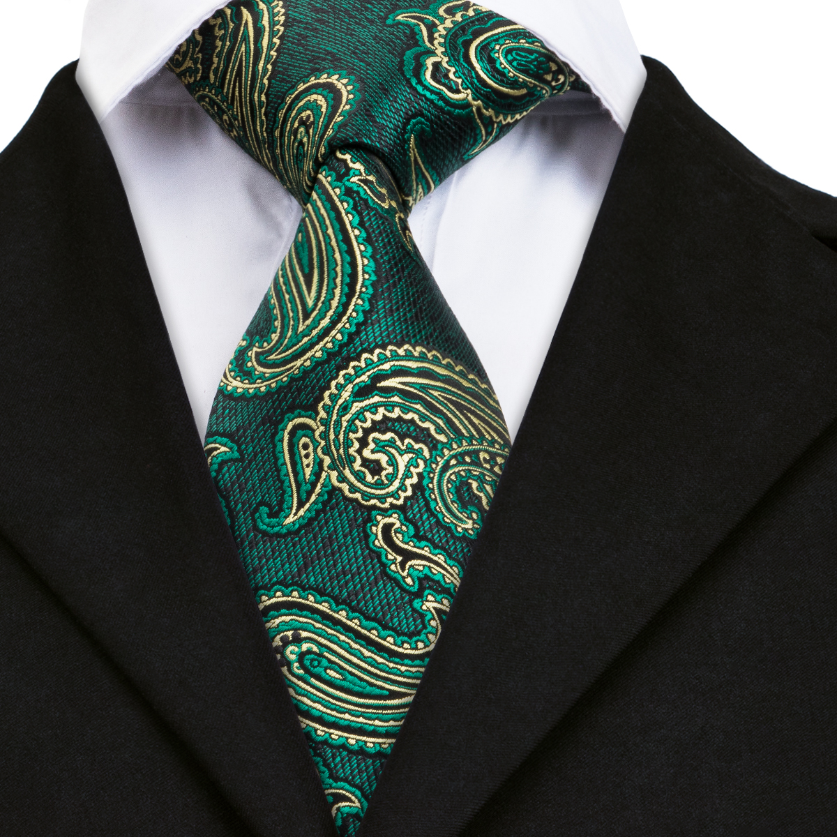 Aliexpress.com : Buy DN 1746 Classic Paisley Ties For Men