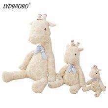LYDBAOBO 1PC 35CM Lovely Giraffe Unicorn Plush Doll Baby Sleeping Toy Cute Animal Pillow Doll Hot Birthday Gift For Children Kid