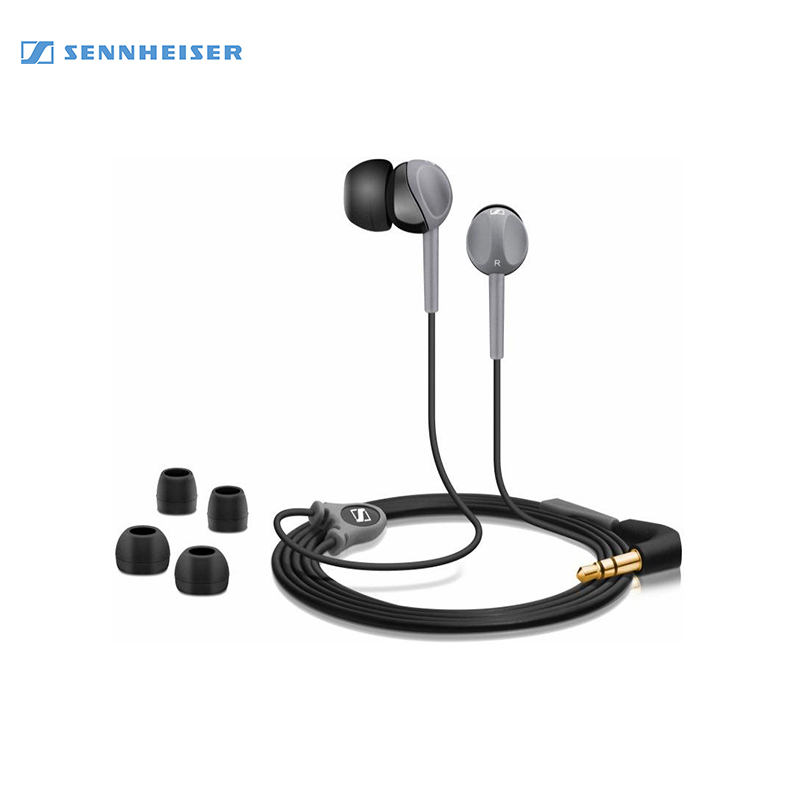 in-ear Sennheiser CX 180 Street II in-ear earphones for smartphone earphones beats urbeats for phone with microphone earphones for computer in ear