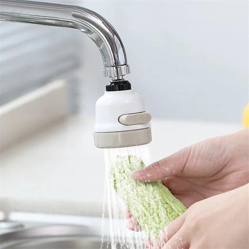 DGJJ Water tap Faucet Bubbler Kitchen Faucet Water Saving Faucet Water Saving Bathroom Shower Filter Nozzle Water Saving Shower Spray