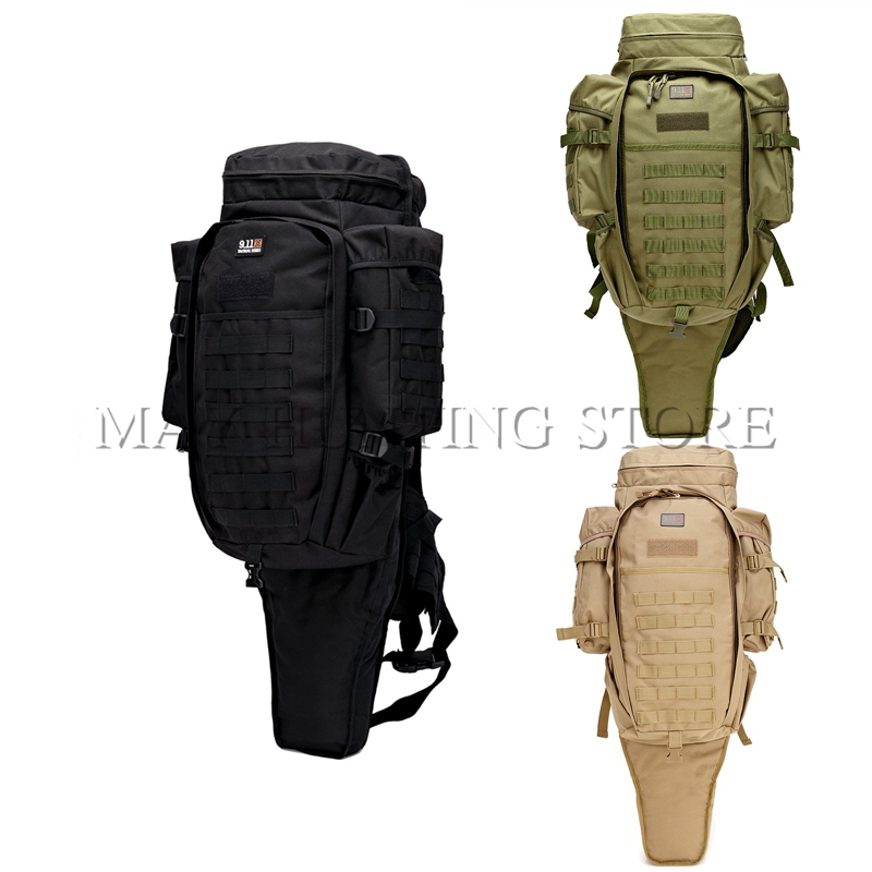 Outdoor Sports Bag Large Camping Travel Hiking Climbing Pack Multifunction Military Tactical Backpack with MOLLE Bag intel celeron pentium n2810 n2940 n3510 j2850 dual hdmi palm sized barebone fanless mini pc with 4gb ram 64gb ssd usb 3 0