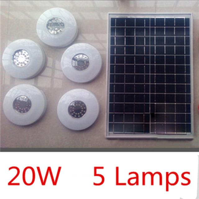 Motion Sensor Led Solar 4w 8w 20w Panel Ceiling Wall Light Waterproof Super Bright Path Outdoor