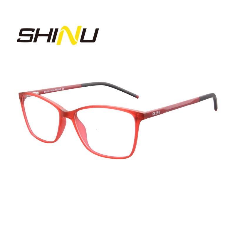 048254035750 High Quality Women Reading Glasses Ultralight TR90 Ladies Reader Diopter  Eyewear Presbyopia Eyeglasses +100 to