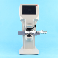 """Новое поступление цифровой ленсометр оптический lensmeter с УФ-счетчик 5,"""" сенсорный экран без принтера"""