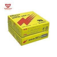 150pcs/lot Nitto Denko Tape 903UL Silicone Insulation Tape T0.08mm*W13mm*L10m