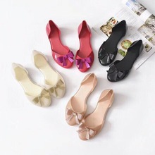Mini Melissa Original 1:1 butterfly Woman Jelly Sandals 2019 Summer Parent-child Shoes Women