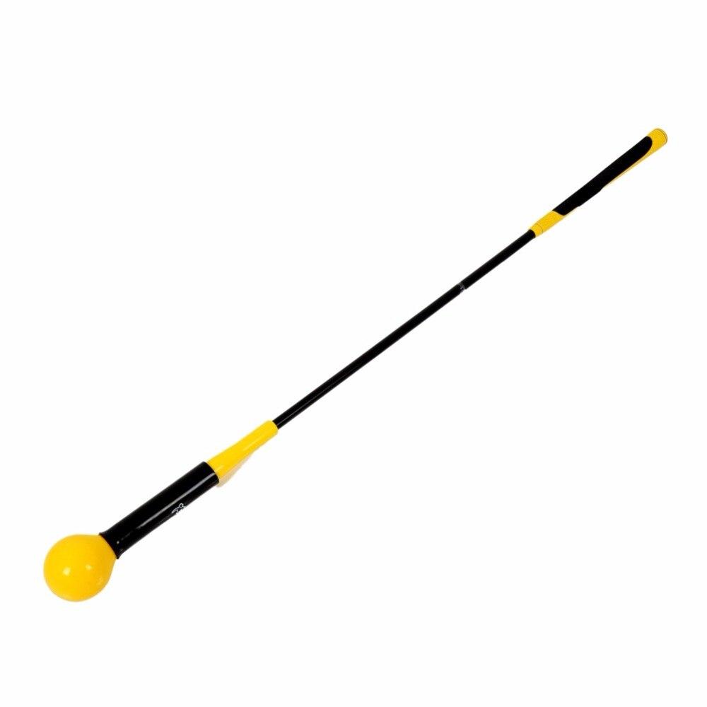 2018 gran práctica ayudas de entrenamiento de Golf Swing Trainer principiante Gesture alineamiento corrección ayuda Golf accesorios gratis nx