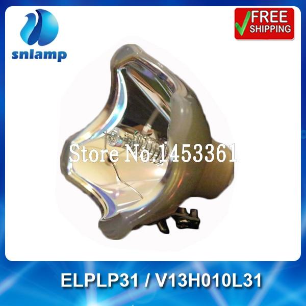 Здесь можно купить  Hot wholesale 100% original bare lamp bulb ELPLP31 / V13H010L31 for EMP-830 EMP-835  Hot wholesale 100% original bare lamp bulb ELPLP31 / V13H010L31 for EMP-830 EMP-835  Компьютер & сеть